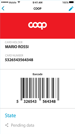 Barcode box details