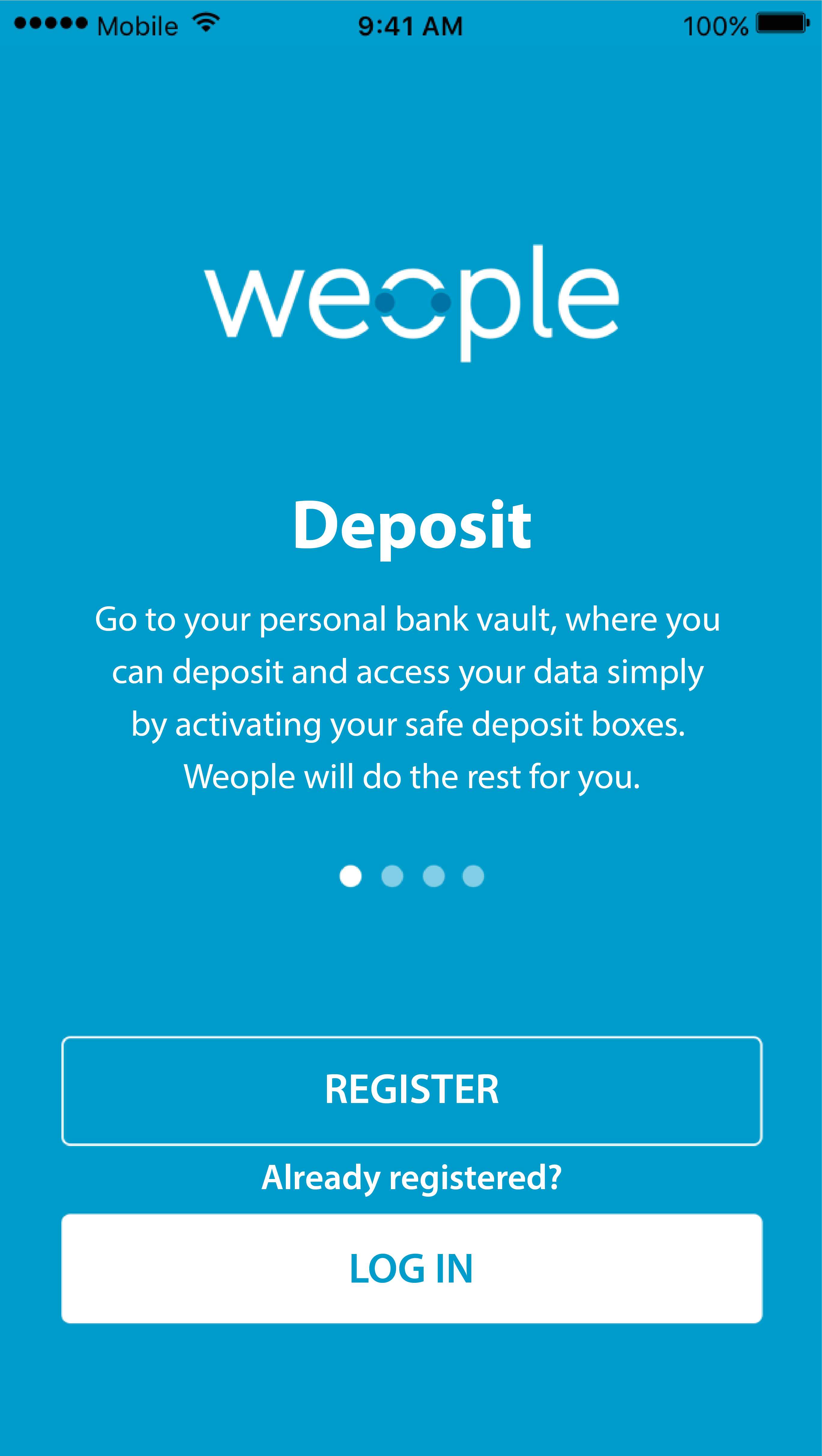 Weople, the app to protect and gain from your personal data